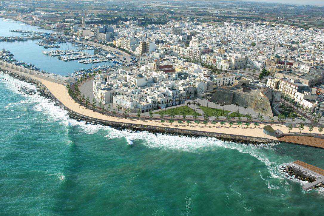 Itinerario enogastronomico da Mola di Bari, Polignano a mare, Monopoli a Alberobello